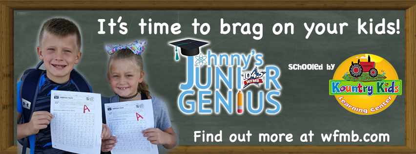 Johnny's Junior Genius